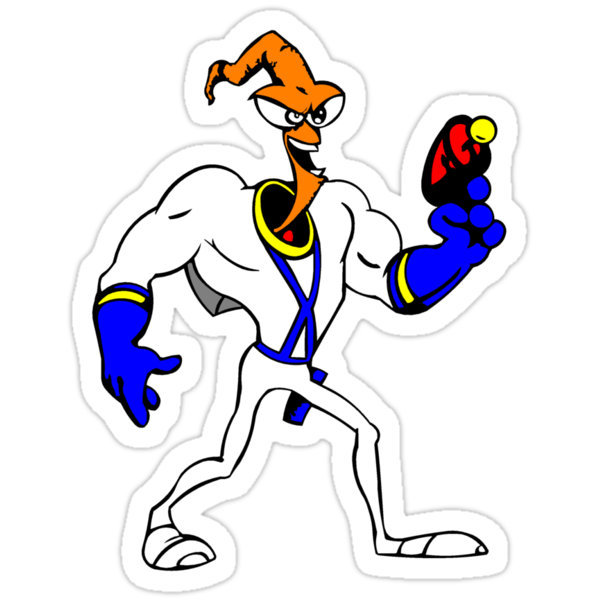 Earthworm Jim by MrKroli