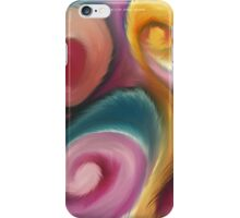 Composition A iPhone Case/Skin