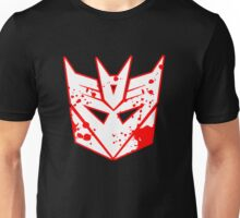 Bloody Decepticons Unisex T-Shirt