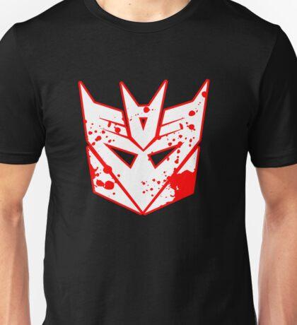 Bloody Decepticons Unisex T-Shirt