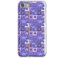 Icecream Bunny Pattern iPhone Case/Skin