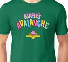 Kirby's Avalanche (SNES) Title Screen Unisex T-Shirt