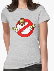 God Busters Womens Fitted T-Shirt