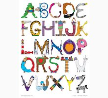 Children's Alphabet T-Shirt