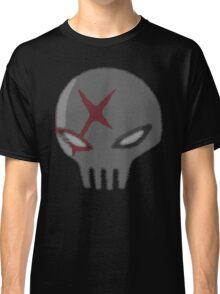 Minimalist Red X Classic T-Shirt