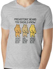 Prehistoric Bears You Should Know Mens V-Neck T-Shirt