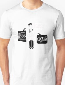 Dr. Spaceman Unisex T-Shirt