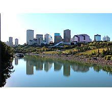 Downtown Edmonton Photographic Print