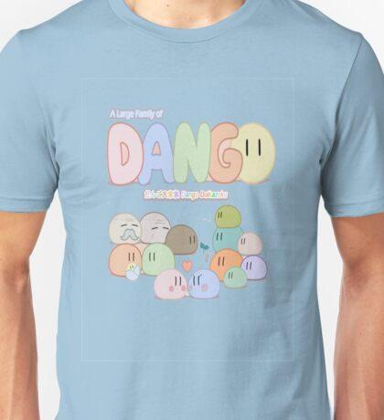 Clannad Dango Family T-Shirt Unisex T-Shirt