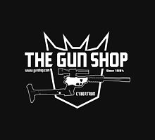 The Cybertron Gun Shop Unisex T-Shirt