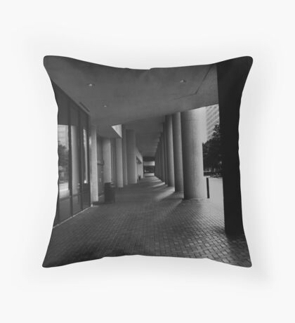 Corporate Throw Pillow