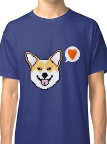 8BIT CORGI Classic T-Shirt