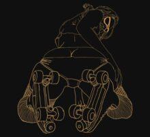 Rollergirl T-Shirt