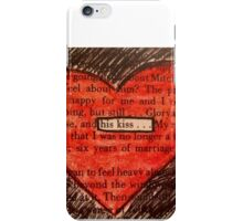 His Kiss iPhone Case/Skin