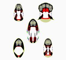 Tiki Masks, Dinosauria T-Shirt