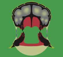 Tiki Masks - Ankylosaur by Jaime Headden