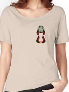 Tiki Masks - Hadrosaur Women's Relaxed Fit T-Shirt
