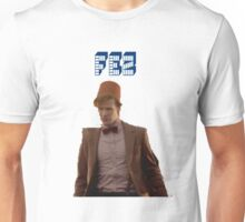 Doctor Who Fez 2 Unisex T-Shirt