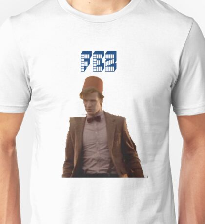 Doctor Who Fez 2 T-Shirt