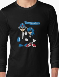 The Blue Brothers Long Sleeve T-Shirt