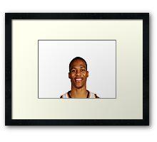 Russel  Westbrook  Framed Print