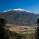 Mt Bogong by Hedoff