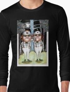 The Tweedles collaboration Long Sleeve T-Shirt