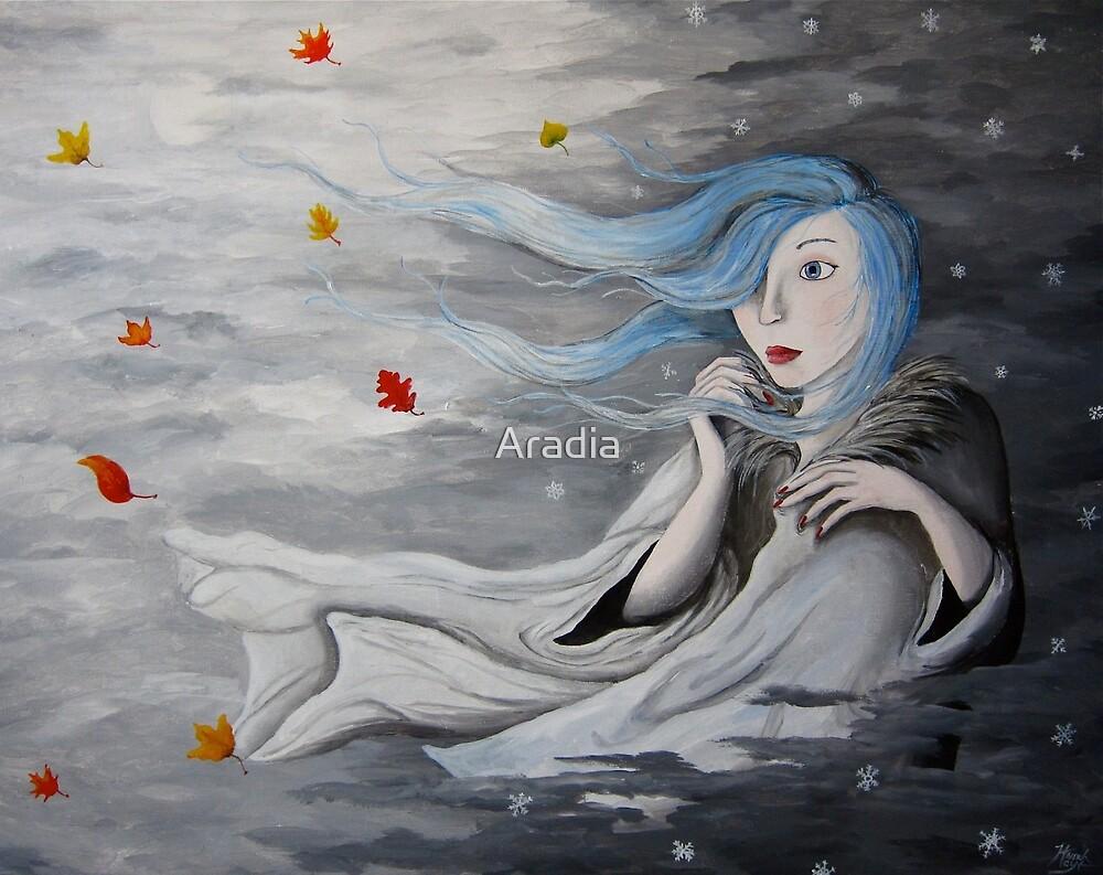 November Chill by Aradia