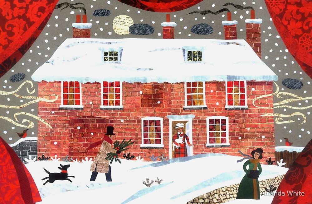 A Jane Austen Christmas by Amanda White