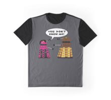 Teenage Dalek Graphic T-Shirt