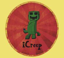 iCreep One Piece - Short Sleeve