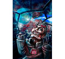 Space Madness Photographic Print