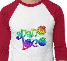 Guano Loco Men's Baseball ¾ T-Shirt