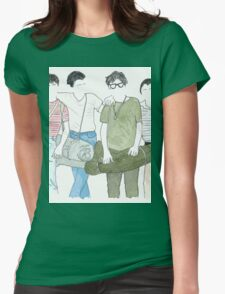Stand By Me - Always Womens Fitted T-Shirt