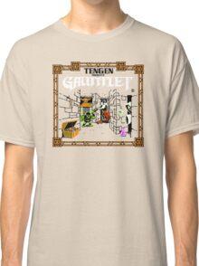 Guantlet (NES) Title Scren Classic T-Shirt