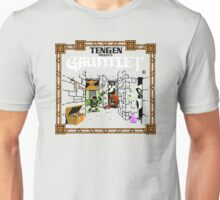 Guantlet (NES) Title Scren Unisex T-Shirt
