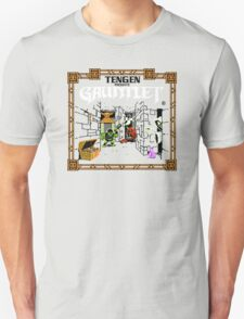 Guantlet (NES) Title Scren T-Shirt