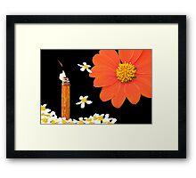 Random Acts of Dreaming 2 Framed Print