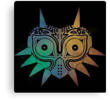 Majora's mask universe Canvas Print
