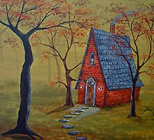 Grandmother's House by Aradia