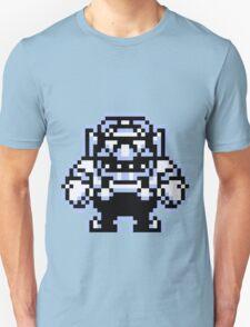 Wario 8bit Unisex T-Shirt