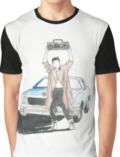 Say Anything Graphic T-Shirt