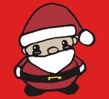 Chibi Santa Kids Clothes