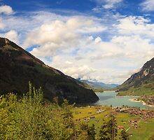 Lungern by Kelvin Won