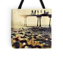 All our days were a sundrenched haze..... Tote Bag