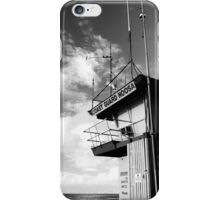The Coast Guard Station iPhone Case/Skin