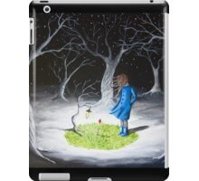 Wishing Winter Away iPad Case/Skin