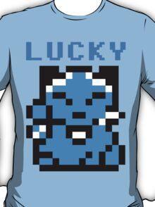 8BIT LUCKY CAT T-Shirt