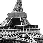 Le Eiffel Tower by minikin