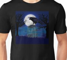 Eerie Raven Unisex T-Shirt